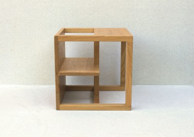 Table et Tabouret Kubkid